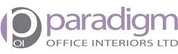 Paradigm Office Interiors Logo