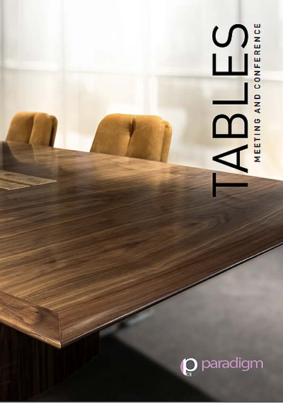 Meeting and Conference Tables Brochure