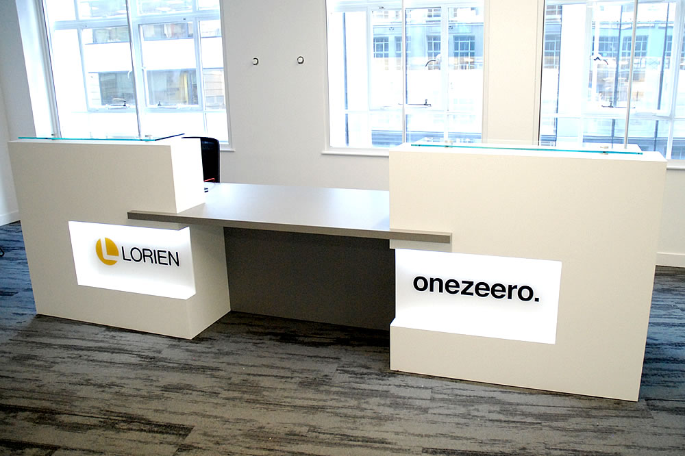Incorporating a brand into office redesign