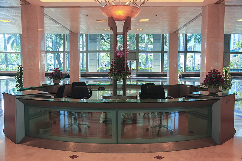 Office Reception Desks and Reception Furniture