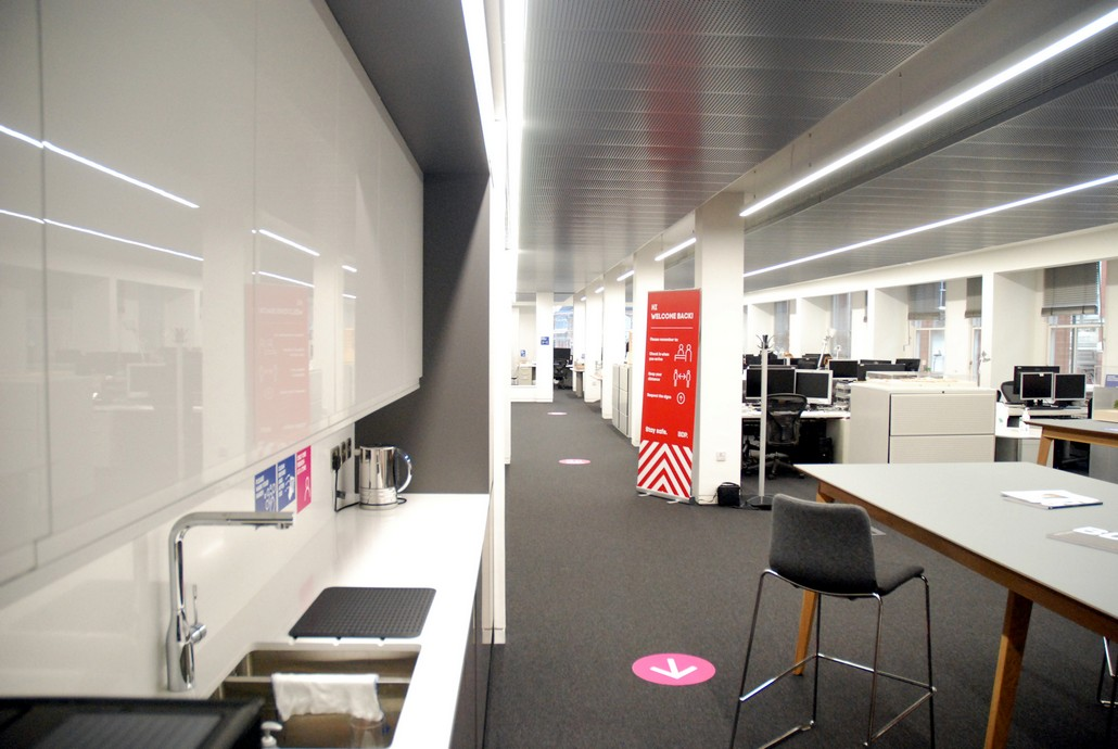 BDP Birmingham - Office Refurbishment 03