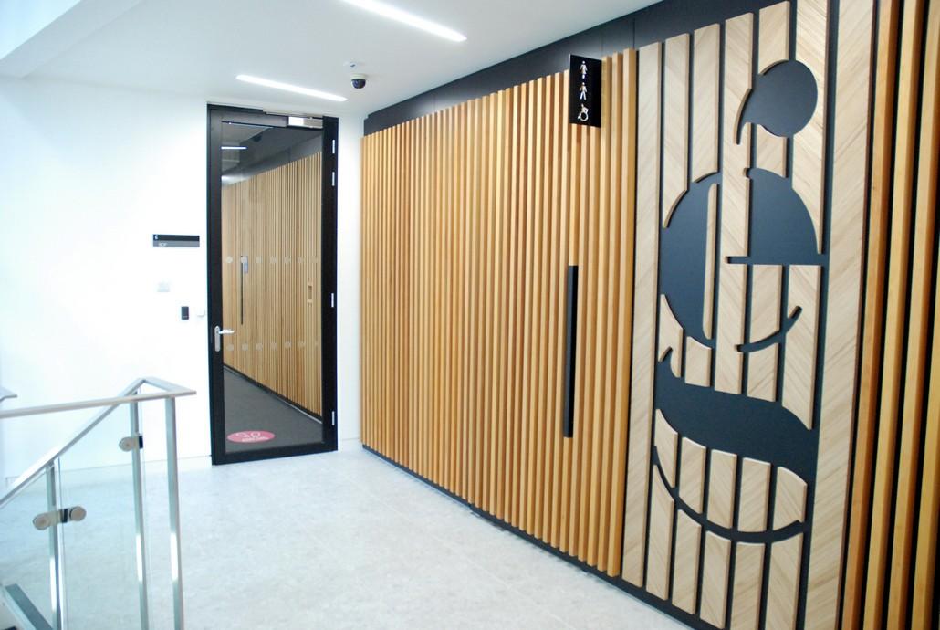 BDP Birmingham - Office Refurbishment 04