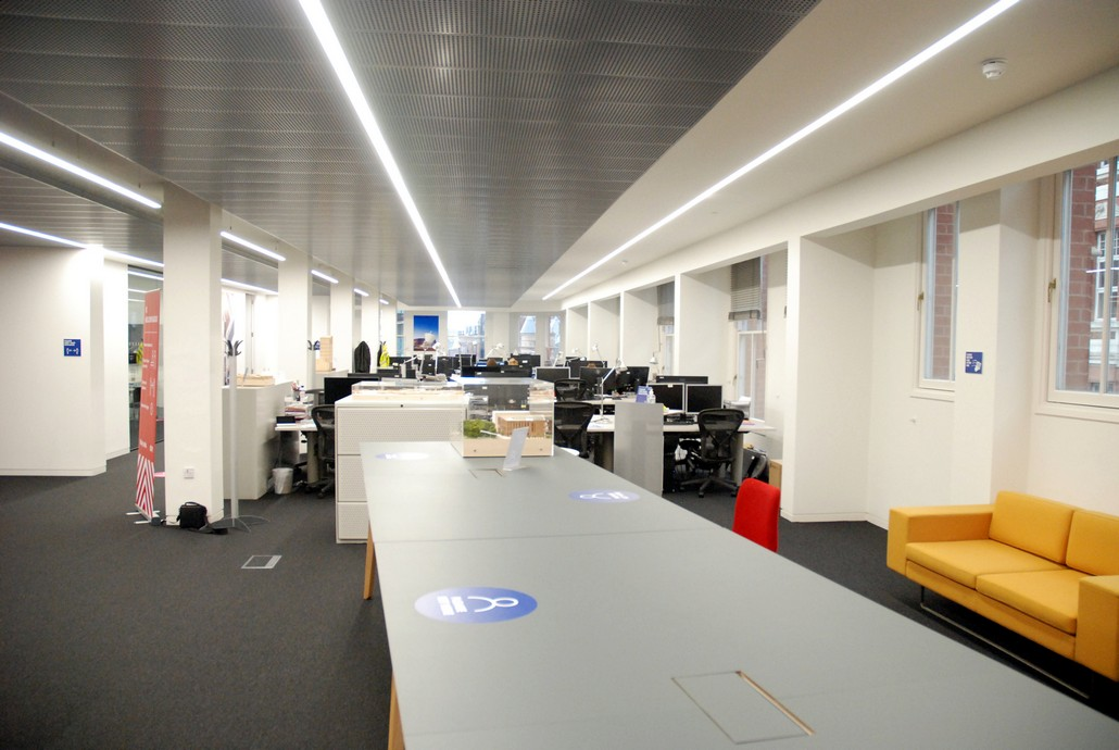 BDP Birmingham - Office Refurbishment 05