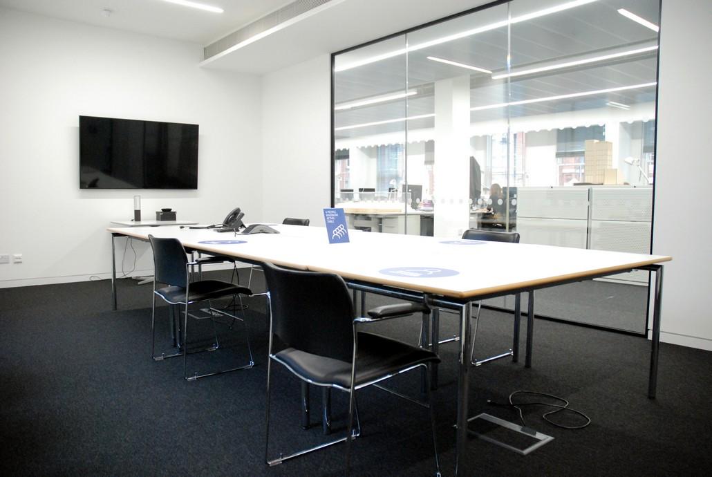 BDP Birmingham - Office Refurbishment 07