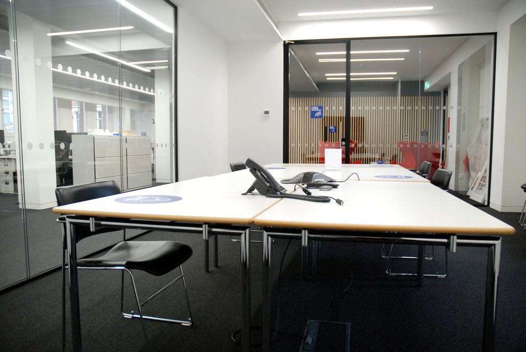 BDP Birmingham - Office Refurbishment 08