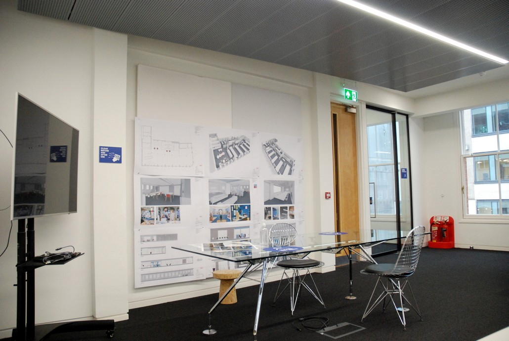 BDP Birmingham - Office Refurbishment 09