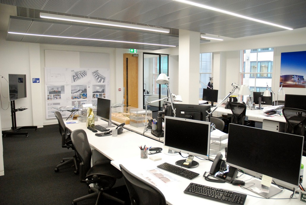 BDP Birmingham - Office Refurbishment 10