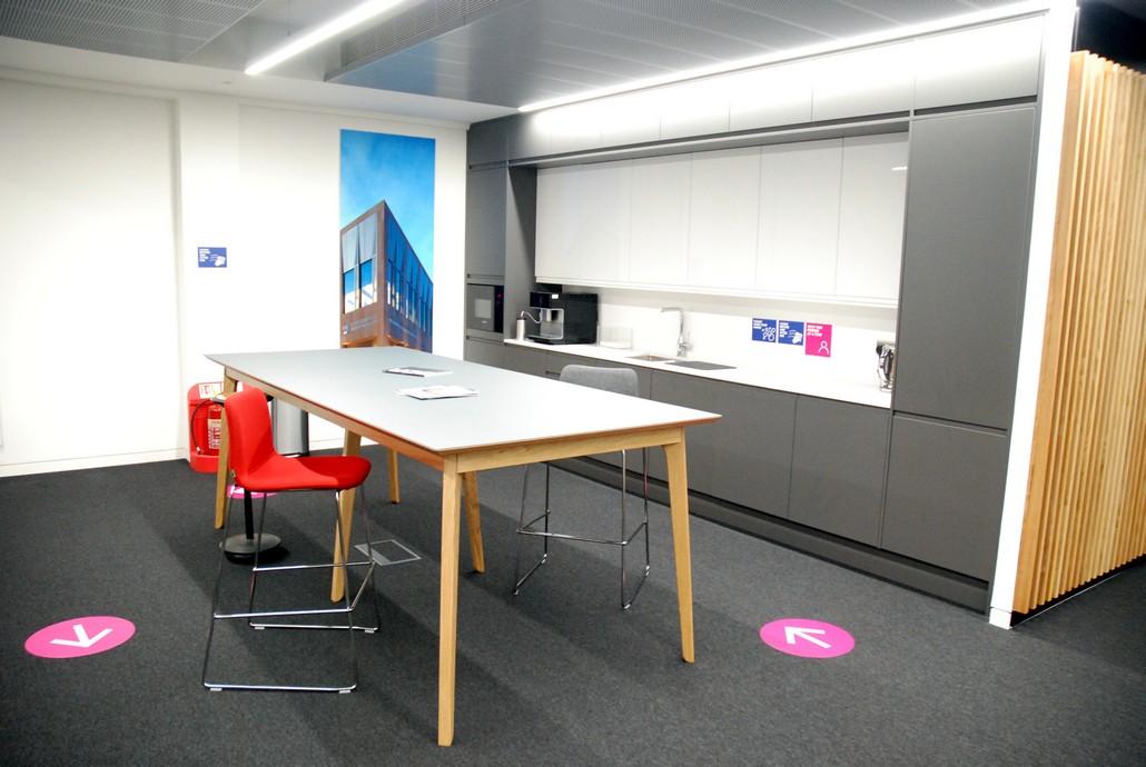 BDP Birmingham - Office Refurbishment 11