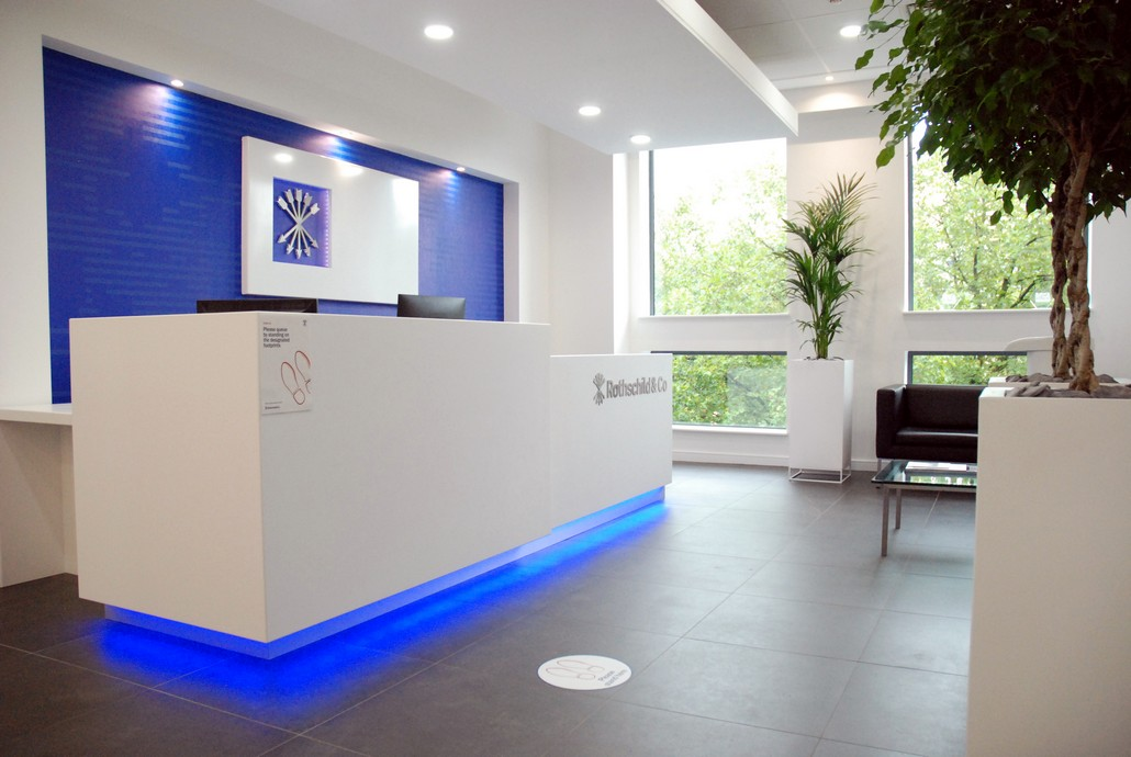 Rothschild & Co - Birmingham Office Refurbishment 02