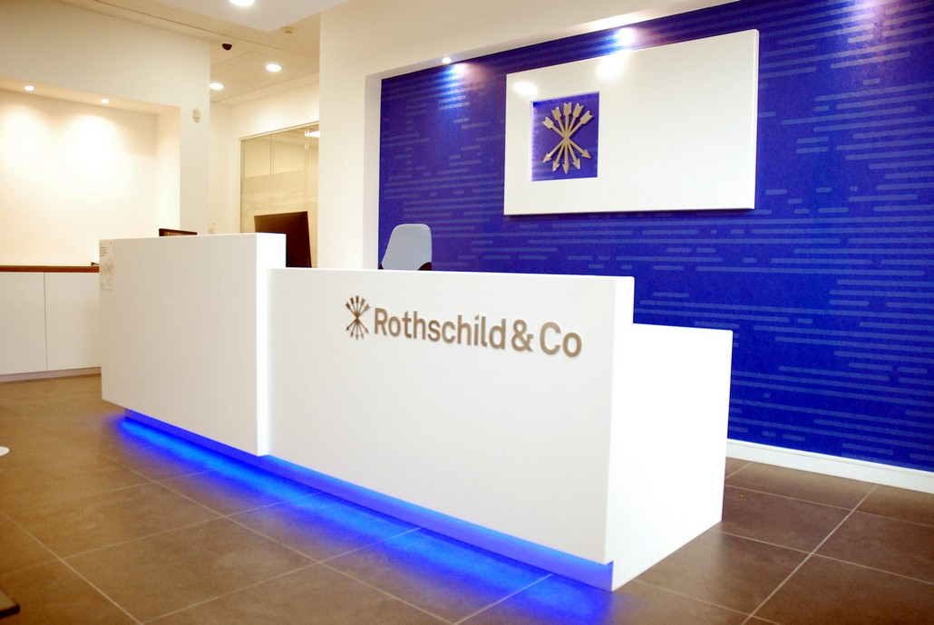 Rothschild & Co - Birmingham Office Refurbishment 03