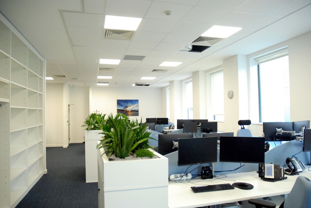 Rothschild & Co - Birmingham Office Refurbishment 06