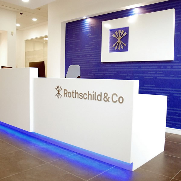 Rothschild & Co - Birmingham Office Refurbishment Image