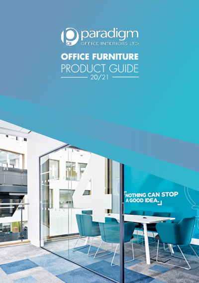 Paradigm Office Interiors - Product Brochure 2020/2021